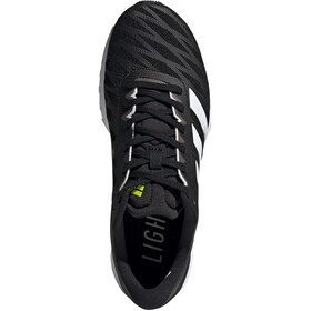adidas Adizero RC 3 Shoes Men core black/footwear white/solar yellow